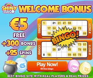 Sign up here for Bingo cash